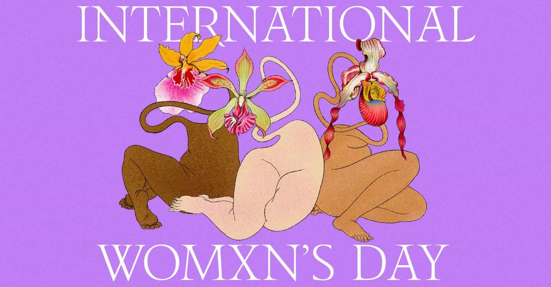 Día Internacional de Womxn: 100 womxn y mensajes publicitarios no binarios que se inspira en