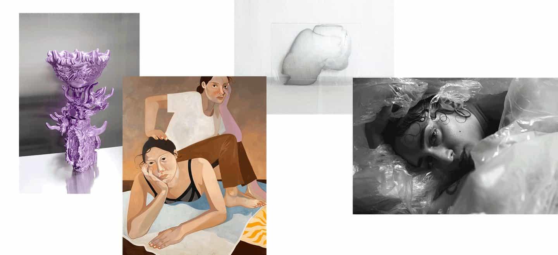 1. Audrey Large2. Inés Longevial3. Jenny Nordberg4. Nadia Teherán