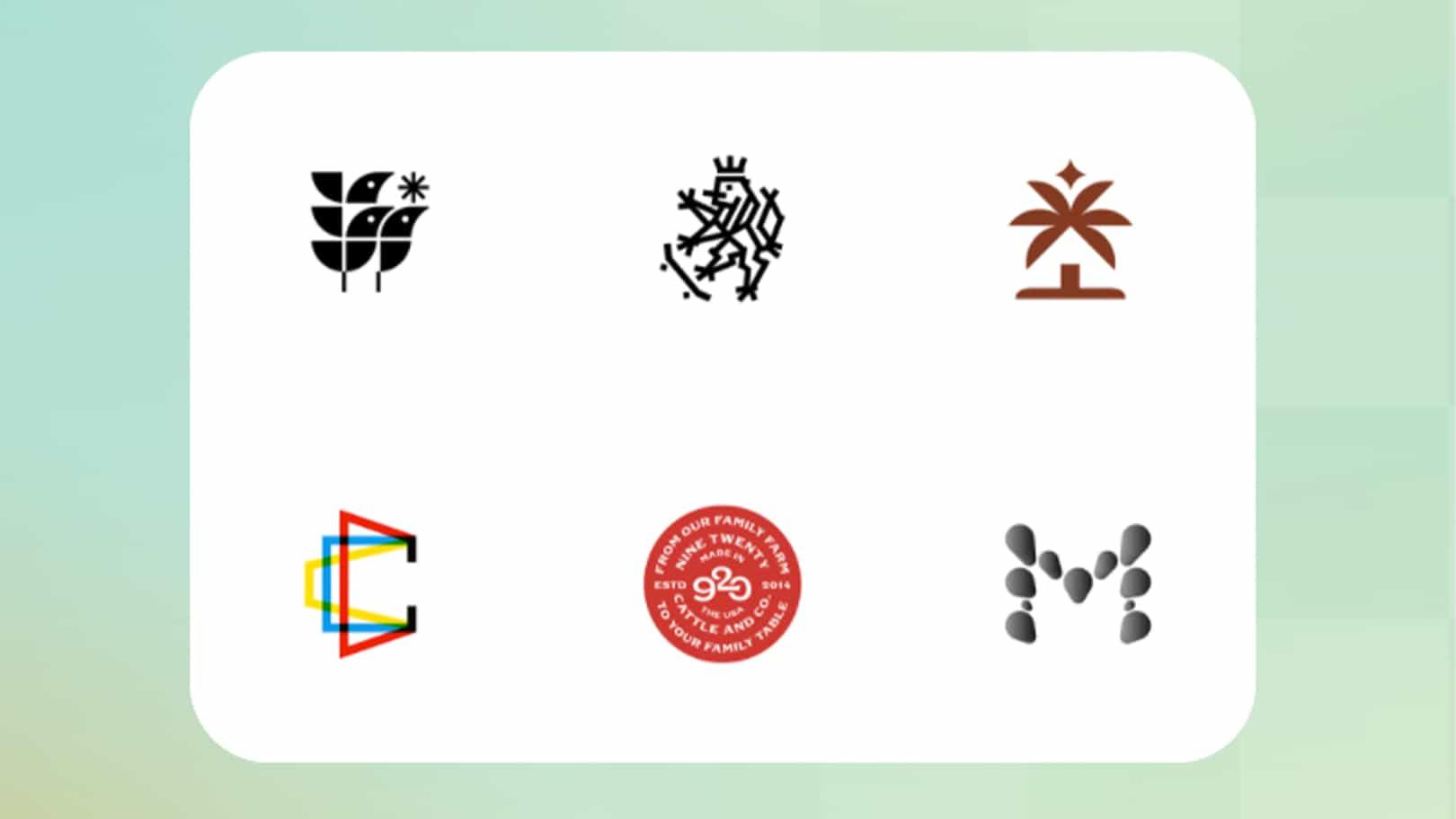 Estas son las tendencias de diseño de logotipos más populares de 2021