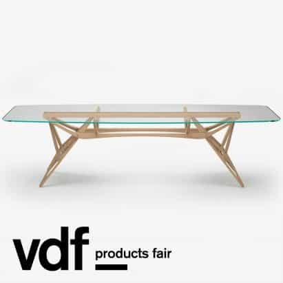DDC NYC pone de relieve tres colecciones de muebles comunicado en VDF productos justo