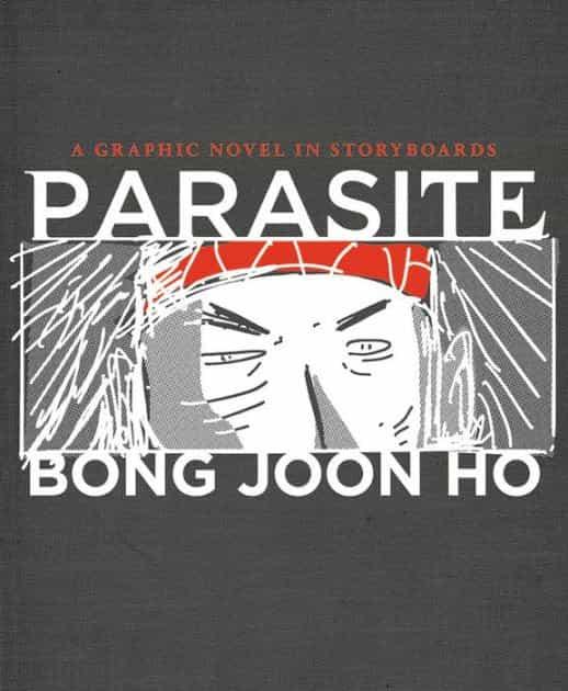 Parásito a convertir en novela gráfica utilizando guiones de Bong Joon Ho
