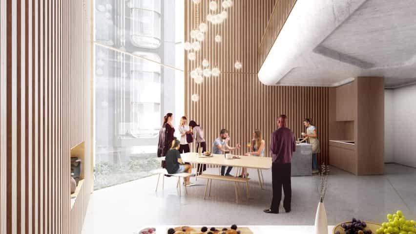 Esta semana, vimos edificio de madera más alto de Suecia y apartamentos co-vivir Foster + Partners'