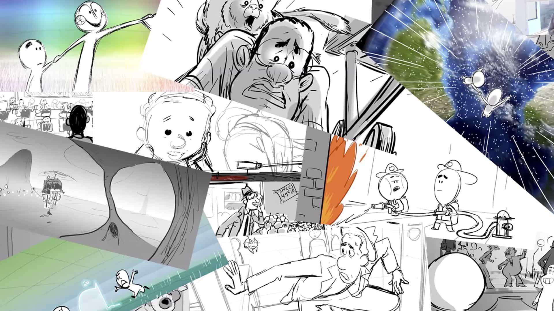 El artista Soul de Pixar revela 3 escenas eliminadas