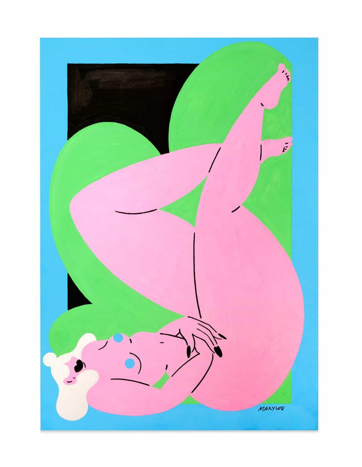 Guardar un trabajo de sorteos de dibujo de la vida por Genie Espinosa, Kelly Anna, Álva Skog, Marylou Faure, Stina Persson y más