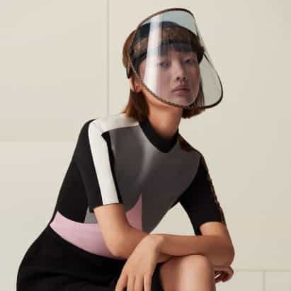 Louis Vuitton presenta careta que también funciona como una tapa