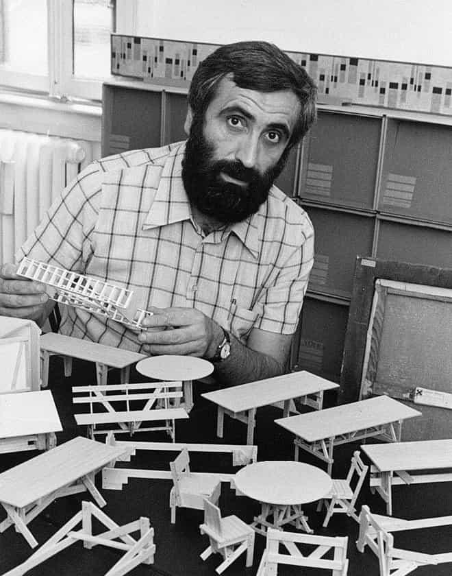 Obituario: Enzo Mari, uno de los más grandes maestros de la industria y los teóricos del diseño