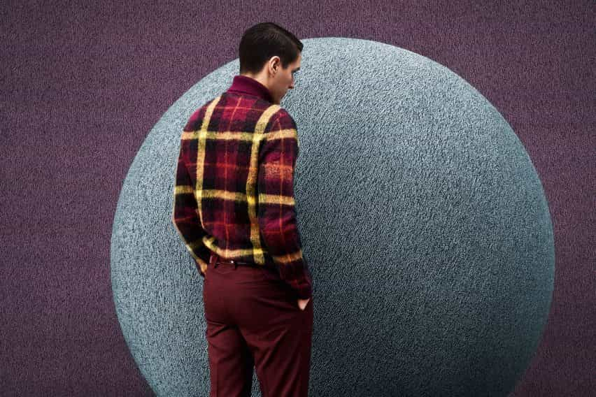 Deal X Sentir la alfombra por Ippolito Fleitz Group para la alfombra de objetos
