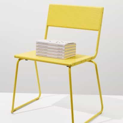"""Vestre se convierte en """"el primer fabricante de muebles del mundo"""" en declarar la huella de carbono de todos los productos"""