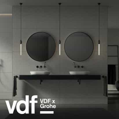 """""""El cuarto de baño está cambiando poco a poco"""", dice Paul Flores en charla Grohe para VDF"""