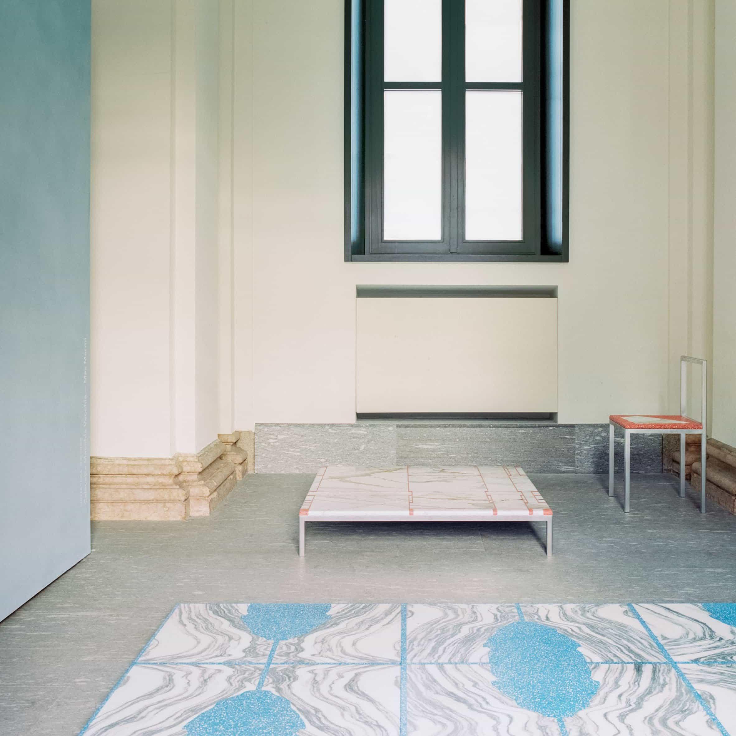 Stefan Scholten enfatiza el lujo del mármol residual con The Stone House