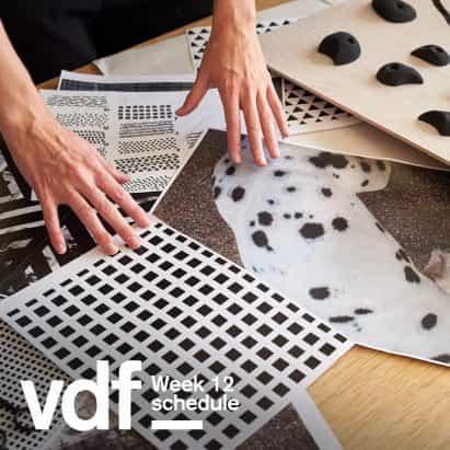 Nelly Ben Hayoun, Patternity, OMA y la característica Artling en VDF esta semana