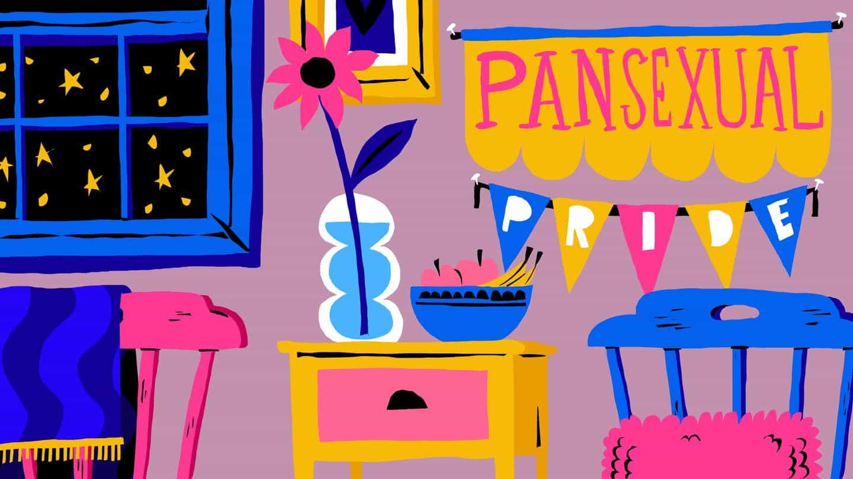 Antecedentes pansexual orgullo