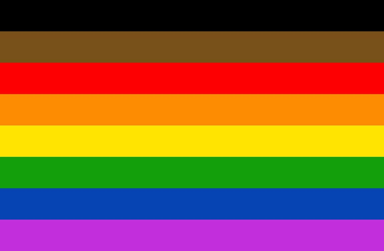 Actualizada la bandera del orgullo Filadelfia