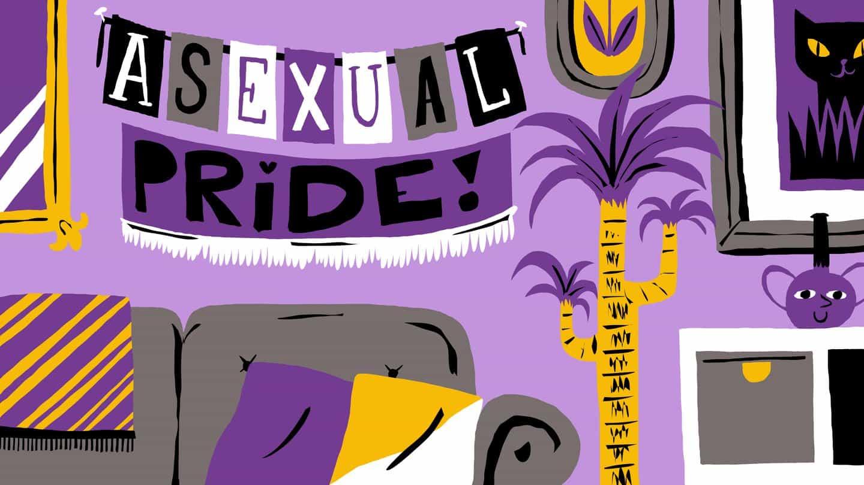 Antecedentes orgullo asexual