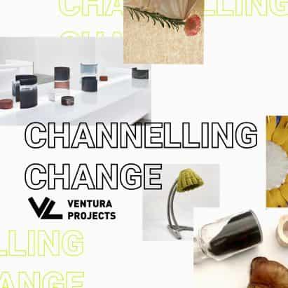 Canalización Cambio: focos cerebro de un diseñador interior diseño holandés sostenible