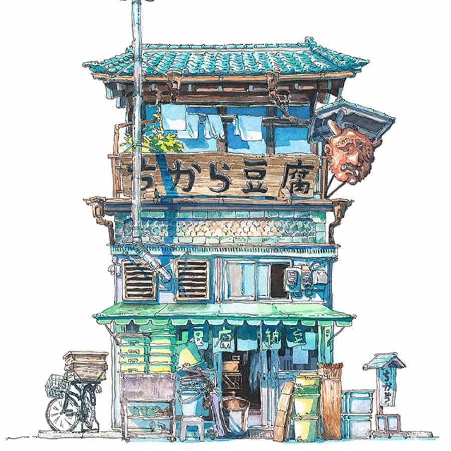 Mateusz Urbanowicz está de vuelta con más de su Storefonts Tokio, una serie de ilustraciones que imaginar una tiendas únicas y creativas en las calles de Tokio. Hemos ofrecido su primera serie de abdz. Hace algunos años, es realmente grande para ver una remontada que llevaría a los mismos resultados atractivos, encantador y detallados. Cada tienda comparte su propia historia, desde el salón de una óptica, máquina de escribir, estudio fotográfico, y más.