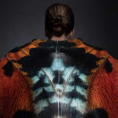 Setas chaqueta de Julia Körner