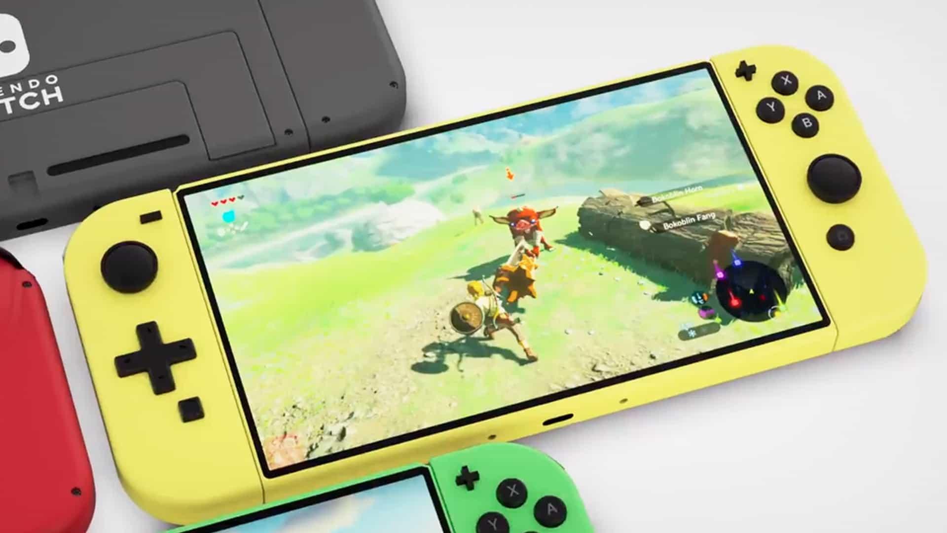 ¿Esperando el Nintendo Switch Pro? Puede haber malas noticias