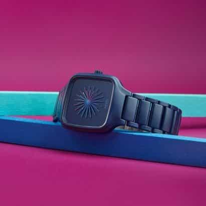 Reloj Rado de diseño Thukral y Tagra con 37 manecillas para diferentes zonas horarias