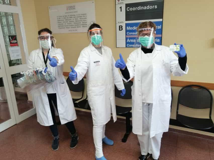 respuesta coronavirus plástico preciosa