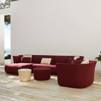 Suave muebles de exterior de Marcel Wanders para Vondom