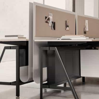 COI Proyecto Partners diseña Solari estación de trabajo en colaboración con Gensler