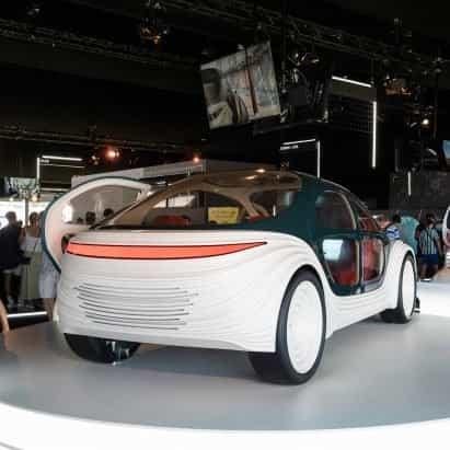 Heatherwick Studio presenta el prototipo de Airo en el Festival de Velocidad de Goodwood