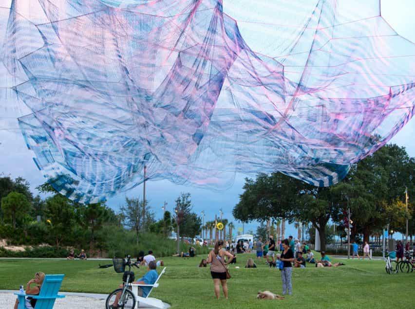 Flexión del arco por Janet ECHELMAN