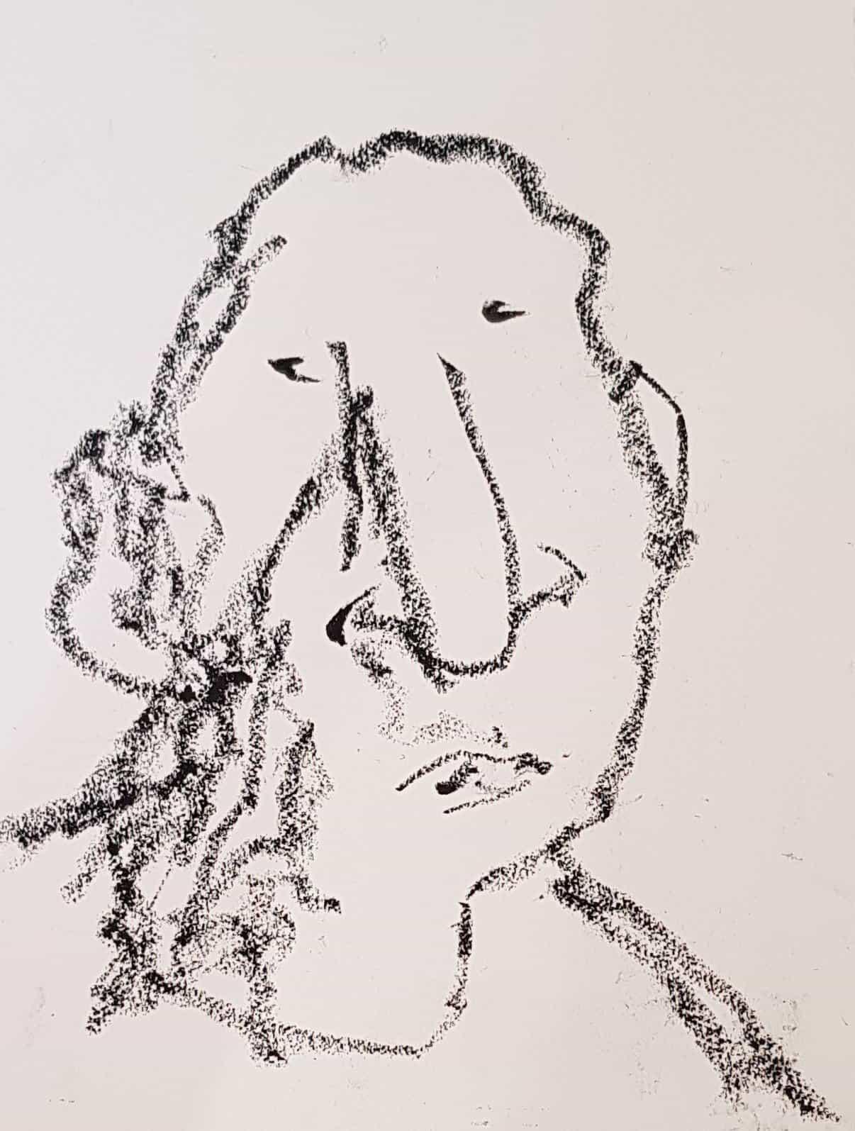 nueva exposición de 100 retratos de Quentin Blake muestra la vitalidad de la imaginación del octogenario