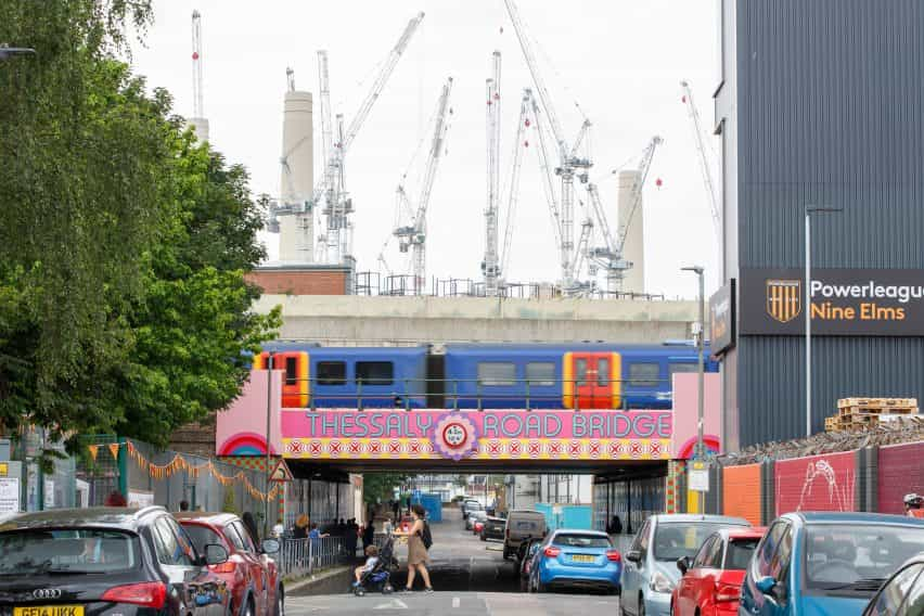 Festival de Arquitectura de Londres: Feliz calle de Yinka Ilori