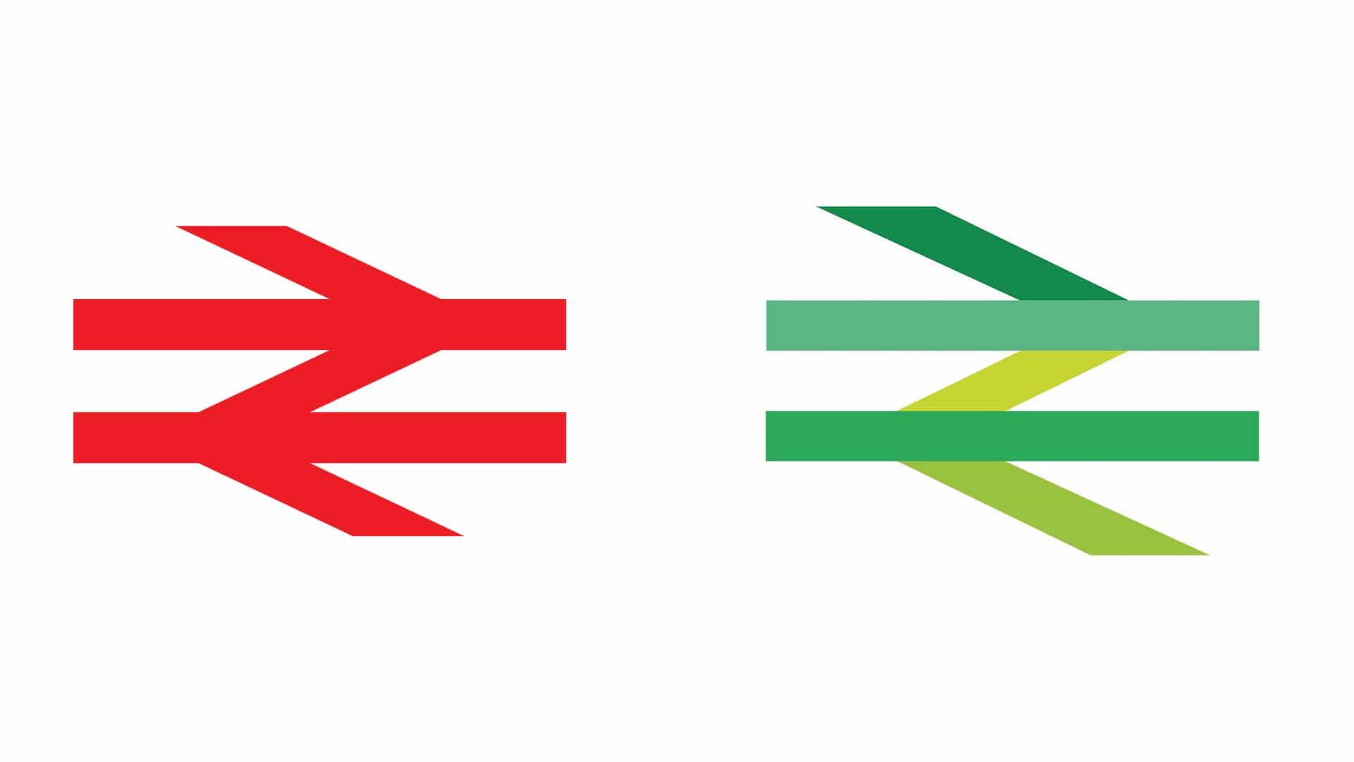 """El nuevo logotipo de British Rail """"Basura"""" tiene al diseñador original echando humo"""