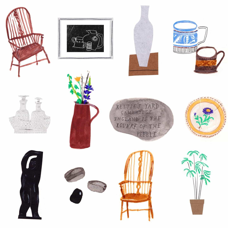 Objetos de Calderas Yard