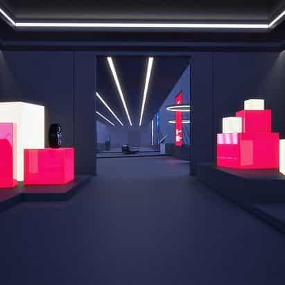 BART y diseño Ronin exposición virtual de New Horizons para poner en marcha los neumáticos de coche Vredestein