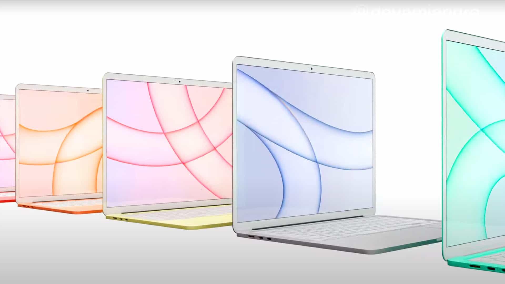 La próxima MacBook Air podría ser el rediseño más radical de Apple hasta la fecha