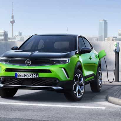 """Opel lanza auto eléctrico Mokka-e a """"cambiar la percepción de la marca"""""""