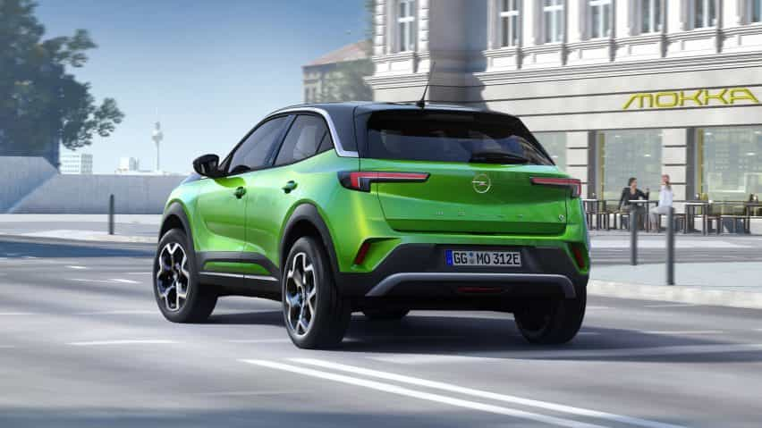 Mokka por Opel