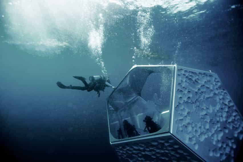 Artista Doug Aitken colaboró con Parley de los océanos