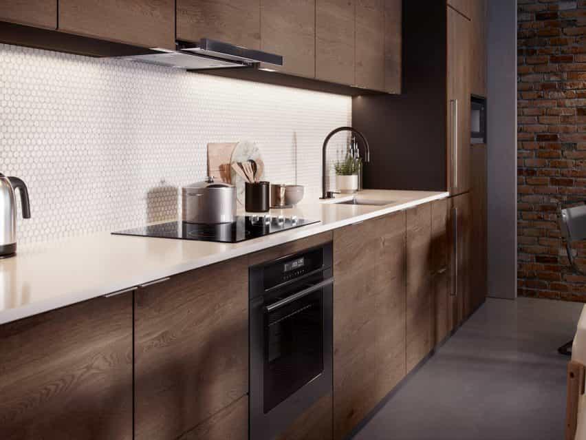 KOVA lanzamientos colección compacto aparato para cocinas modernas