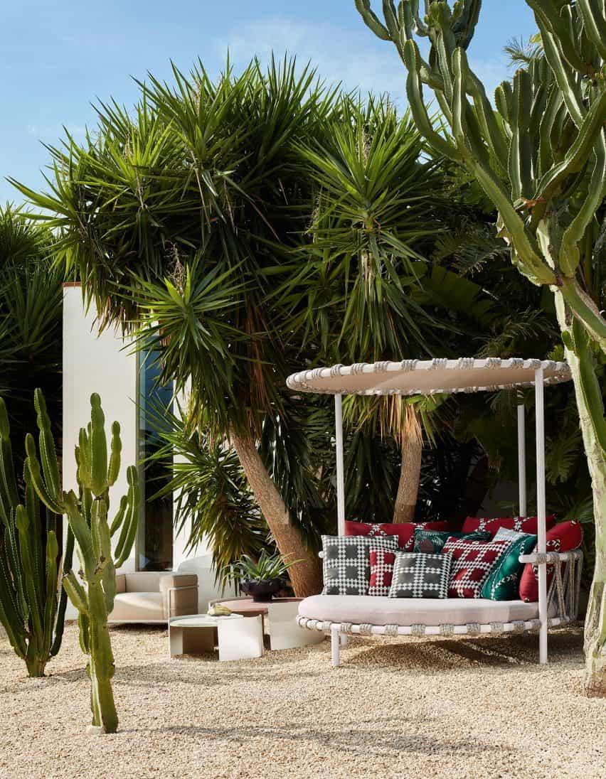muebles de jardín Cassina