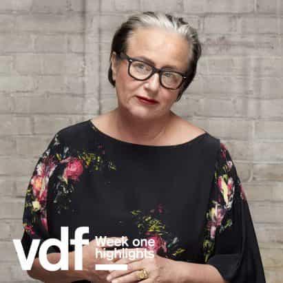 VDF destacados de esta semana incluyen una entrevista en vivo con Li Edelkoort y mensajes de 35 diseñadores