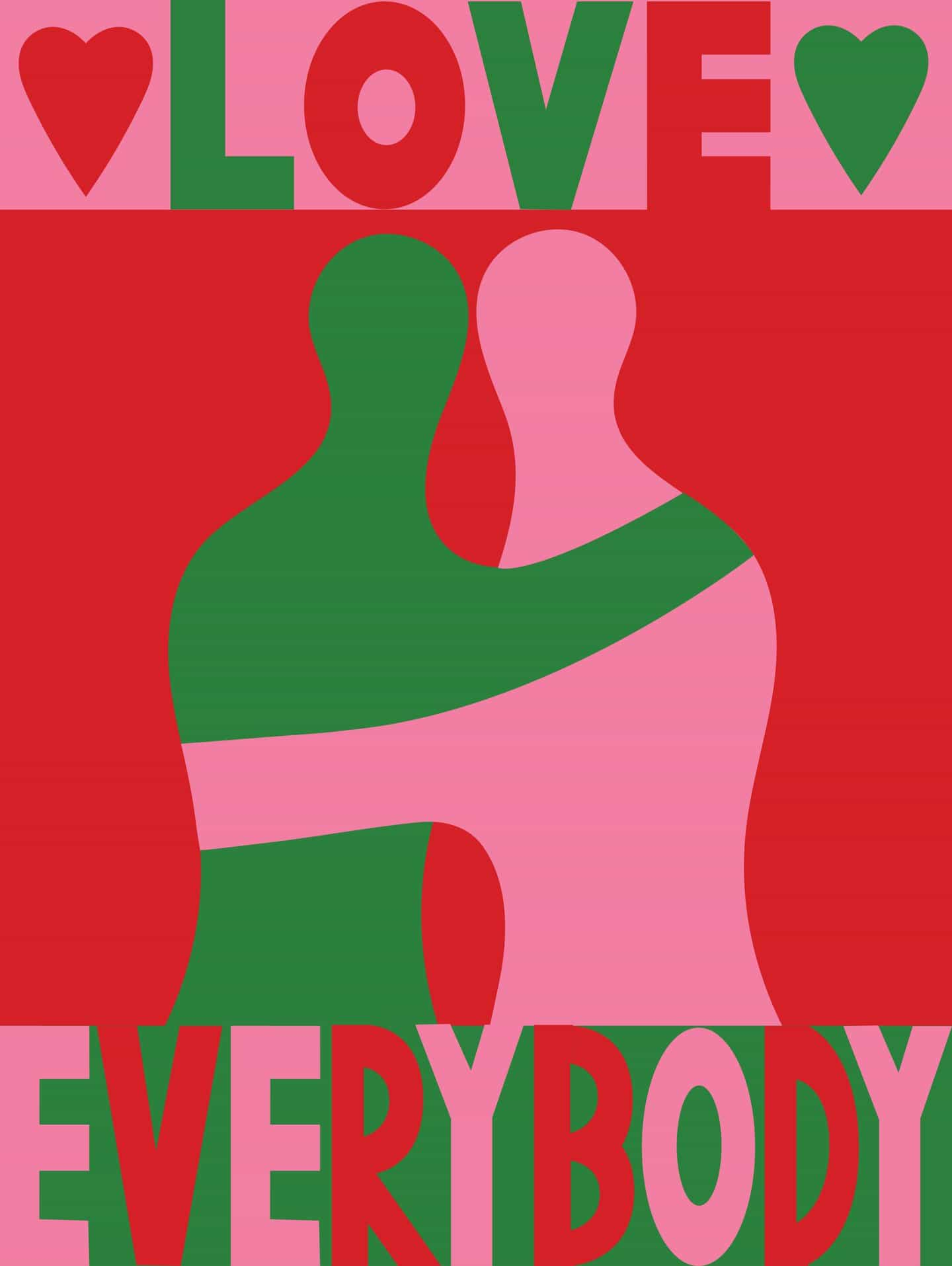 Olimpia Zagnoli: Todo el mundo ama