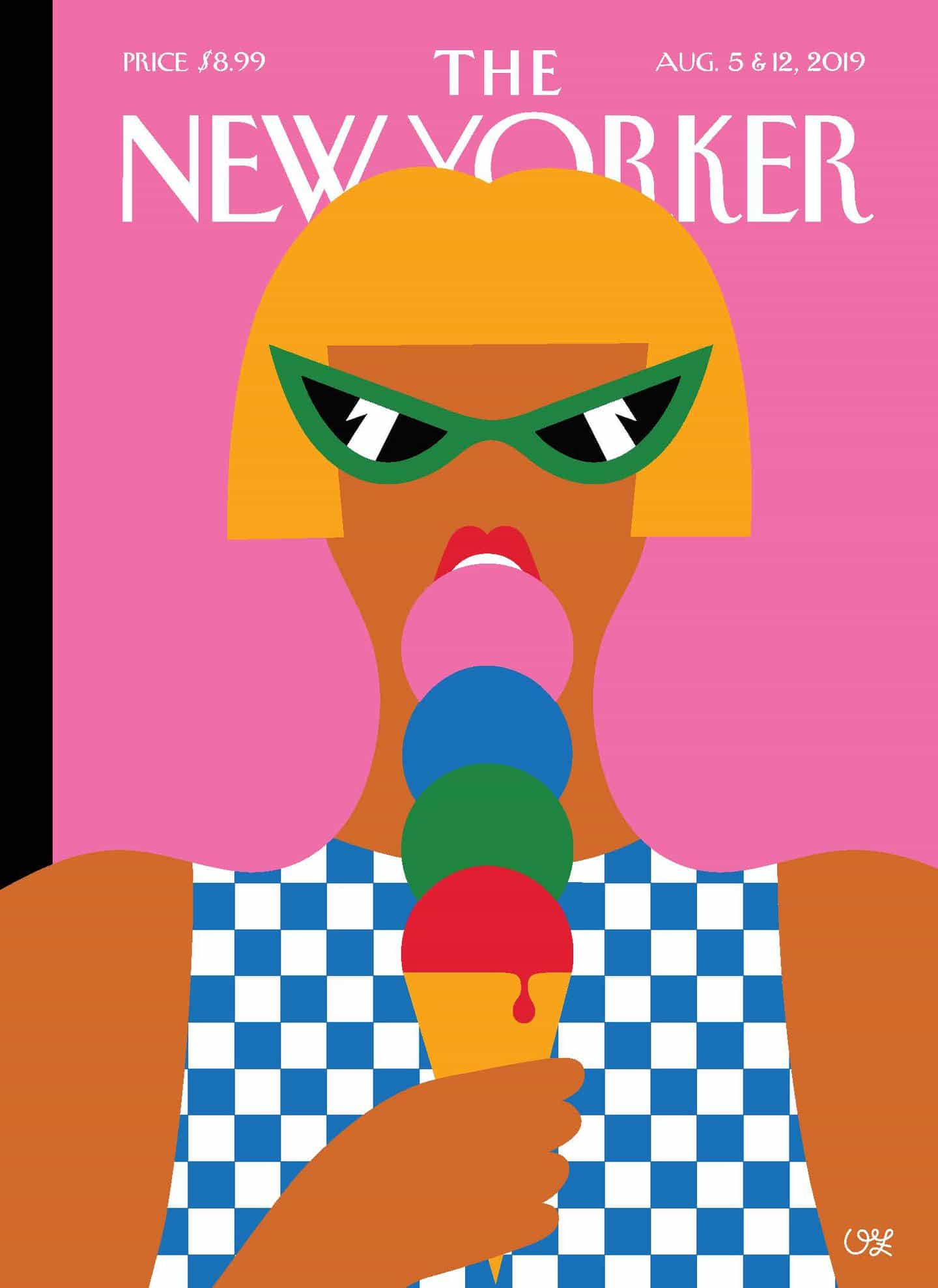 Olimpia Zagnoli: The New Yorker
