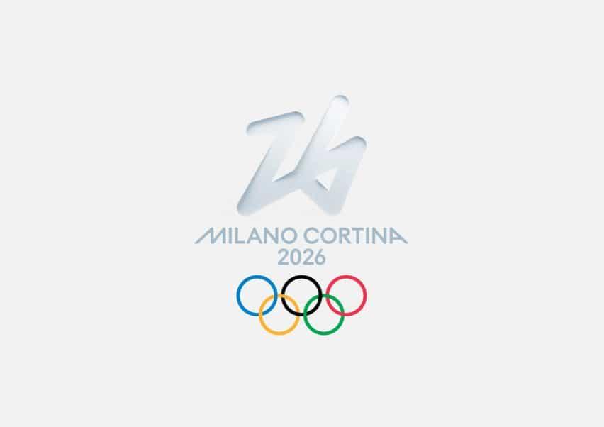 Los Juegos Olímpicos de Invierno de 2026 tienen un diseño angular
