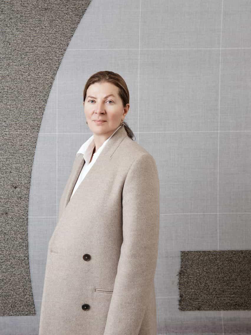 entrevista en vivo con Ilse Crawford como parte del Festival de Diseño Virtual