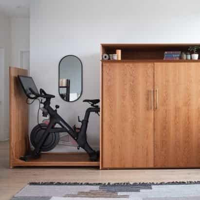 Boîtier para armario de bicicletas de Boîtier
