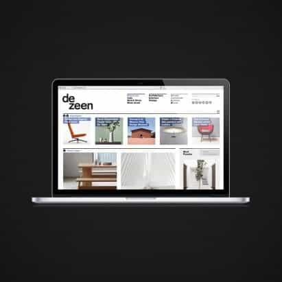 Dezeen se convierte en uno de los 3.500 mejores sitios web más populares en el mundo