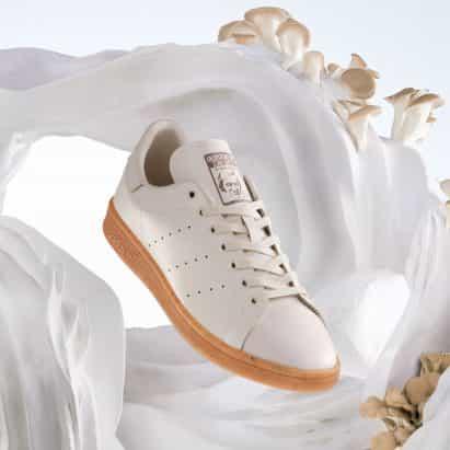 Adidas presenta zapatillas Stan Smith Mylo hechas de cuero de micelio
