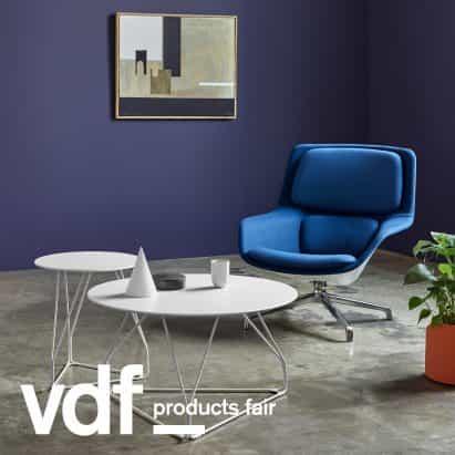 Herman Miller focos cinco colecciones de asientos para el lugar de trabajo en VDF productos justo