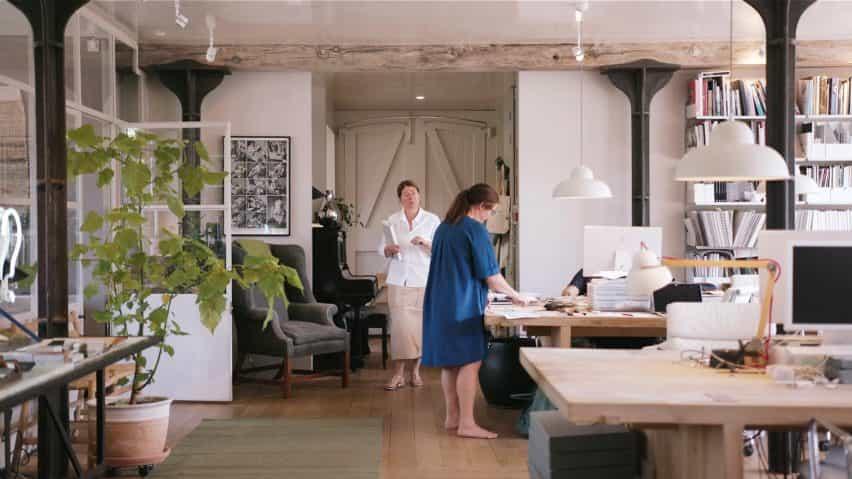 Wellness y Bienestar película de Vola, con Ilse Crawford