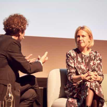 Vea el video de la conferencia magistral de Alexandra Daisy Ginsberg en el Día Dezeen